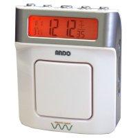 ラジオ付電波時計