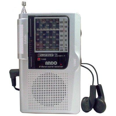 画像1: 9バンドラジオ